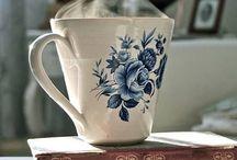↠ L'heure du thé