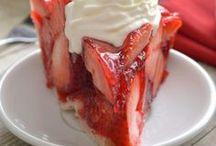 Desserts / Foods that we love