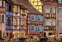 Alsace Lorraine / Ce territoire du Nord-Est de la France renferme une richesse culturelle unique. Des trésors Art Nouveau à Nancy au travail du cristal à Baccarat, l'effervescence artistique de l'Alsace-Lorraine est à découvrir absolument.