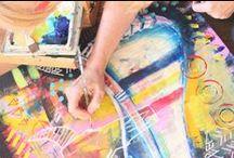 Art I Create / My paintings...