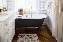 ↠ Salle de bain