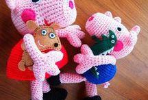 Projekty do wypróbowania - szydełko / Crochet