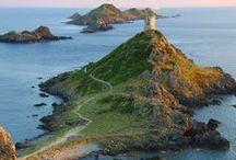 Magnifique Corse / Des paysages magnifiques de l'île de beauté