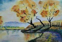 Painting, Malerei