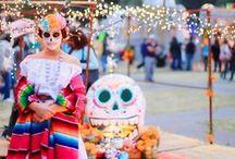Halloween around the world / Comment fête-t-on halloween dans différente parties du monde