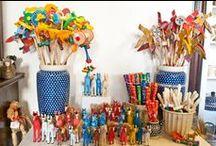 Polish Folk Toys
