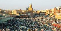 Un voyage à Marrakech / Des idées pour préparer un voyage à Marrakech, la perle du Sud
