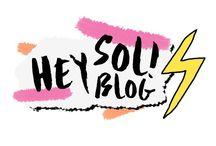 Hey Sol Blog Posts