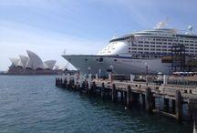 Cruise Ships in Sydney
