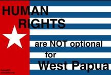 West Papua / Take action for justice, human rights, the environment, sustainable development, more.