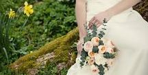 Spring Weddings at Aswanley / Ideas for a vintage spring wedding