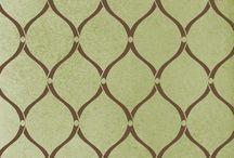 Bicolore / Vert & Brun / by marie