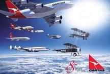 QANTAS / Qantas Aviation