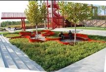 LAND / Landscape design, ideas, concepts and street furniture