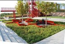 LAND / Landscape design, ideas, concepts and street furniture