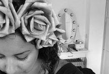 Flowercrowns handmade by Maruschka / Handmade flowercrowns