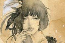 картинки- image / fairies,elves,mermaids..