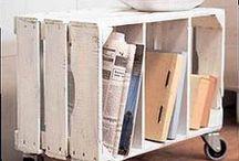 Déco d'intérieur home-made