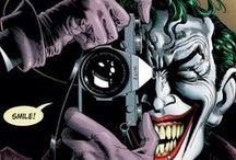 Comics / Comic book art
