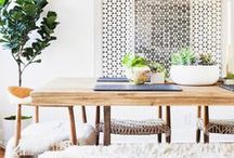 Dining Room Decor / A collection of charming dining room decor ideas