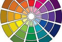 Színkörök - Color palette