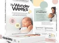 The Wonder Weeks NEW STYLE / The Wonder Weeks Book describes the incredible mental developmental changes (leaps) and regression periods that all babies go through. Understanding the real reason behind crying, eating and sleeping problems is the only real solution every parent needs. The Wonder Weeks reveals what's going on inside baby's mind. Including a bonus chapter with everything about the relationship between sleep and leaps, as well as unique insight into your baby's sleeping behavior.