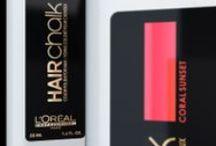 HAIRchalk (L'Oréal Professionnel) / Lancement de produit HAIRchalk 2014 - L'Oréal Professionel