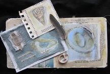Artist Roxanne Evans Stout / See Roxanne's listing for links and contact information here: http://www.soartists.com/visualartists/genre/va_assemblage.html#.UNKzQrbea8o