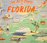 Decorating Florida Style / Design and decorating ideas and tip inspired by places in Florida