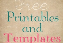 templates & printables
