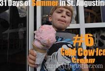 31 Days of Summer in St. Augustine!!