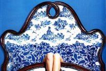 I love Blue & White! / by Sonia Vasseur
