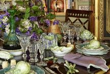 Tablescapes! / by Sonia Vasseur