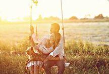 Att älska med hela sitt hjärta / Liten, älskad och trygg