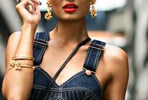 - fASHION iN dENIM / how to be a jean style... denim on denim with denim, by denim denim on denims
