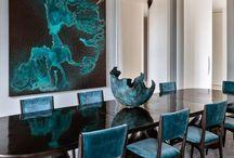 Dining Rooms / by Sonia Vasseur