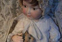 "My dolls, for saleon Rubylane. ""Treasuresfromparis"""