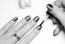 { Girls Love Mani's } / Bright Colors Or Black... You Must Always Have Your Nails Done. / by Carlie Berk