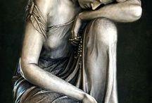 Sculpture / by Ilona Szücsné Pál