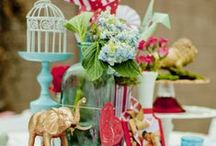 vintage carnival wedding / by dareen abney