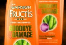 Fructis (Garnier) / Lancement d'une nouvelle franchise Fructis 2013 - Garnier