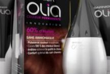 Olia (Garnier) / Lancement d'une nouvelle génération de coloration 2013 - Garnier