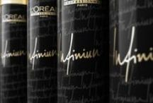 Infinium / Lancement de la nouvelle laque backstage Infinium 2014 - L'Oréal Professionel