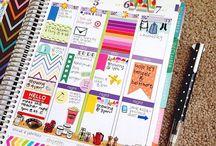 My dearest planner ▓♥▓ / Planner, smash book, filofax, anotadores y agendas que me encantan!