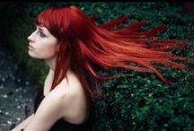 Not just Rossetti... / The art and fun of being red haired...