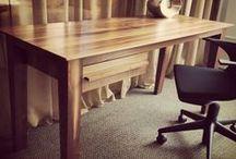 Verbois - Bureau de travail / Soyez productif!! Verbois vous offre un choix de mobilier Québécois qui se distingue. Découvrez nos collection de mobilier de bureau offertes en bois de merisier ou de noyer et disponible dans plus de 27 options de couleur.