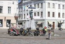On the road with Kids and bike / Travel with kids and bike. In 2015 we travel half year during eastern europe wit 2 small childs - bike and tent. IT WAS GREAT!