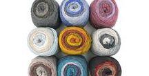 "Lana Grossa Super Color / Lana Grossa Super Color   Fiber Content: 64% Wool 30% Alpaca 6% Nylon Yardage: 262 Grams: 100 Gauge: 4.5 - 5.5 sts = 1"" Color #"