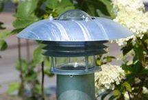 Stijlvolle tuinverlichting