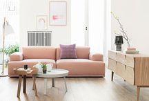 Home Sweet Home / Interior inspiration